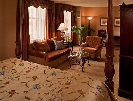 The Saint Paul Hotel: Executive Suite