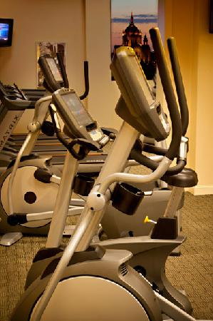 The Saint Paul Hotel: Fitness Equipment