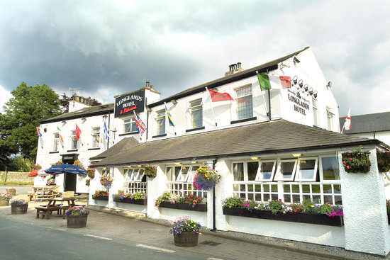 The Longlands Inn and Restaurant: Longlands