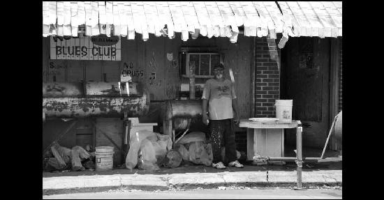 Clarksdale, MS: Red's Juke Joint
