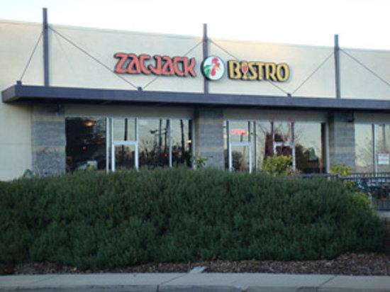 ZacJack Bistro: Main Entrance JacZach Bistro
