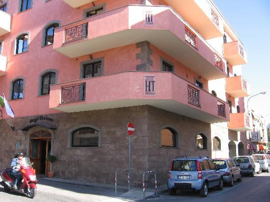 Hotel Traiano: Exterior