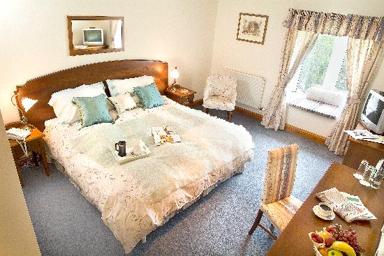 The Longlands Inn & Restaurant: A Good Nights Sleep @ Longlands