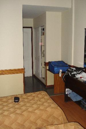 Hotel Patagonia Sur: Habitacion piso 7