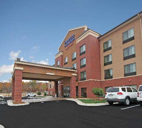 Fairfield Inn & Suites Charlotte Matthews: Fairfield Inn & Suites Charlotte/Matthews