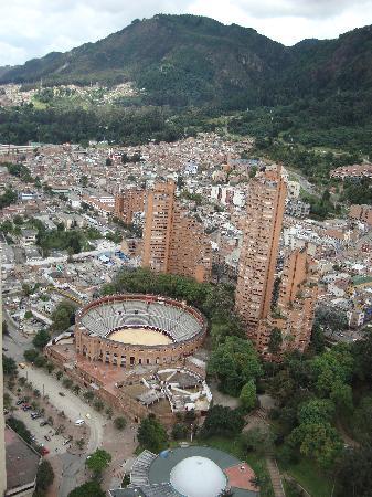 Bogota, Colombie : Plaza de Toros