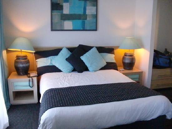 Hotel Juliani: Our room on 7/F