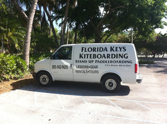 Florida Keys Kiteboarding