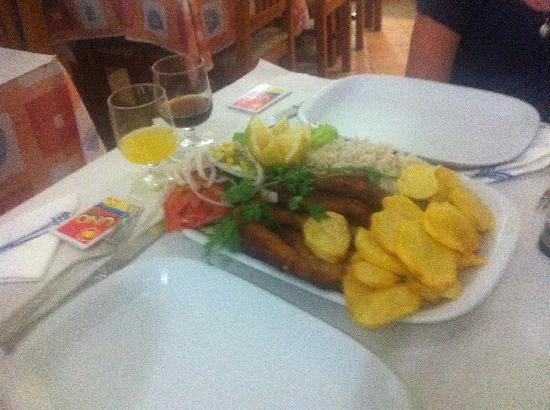 Casinha do Petisco : pork tenderloin