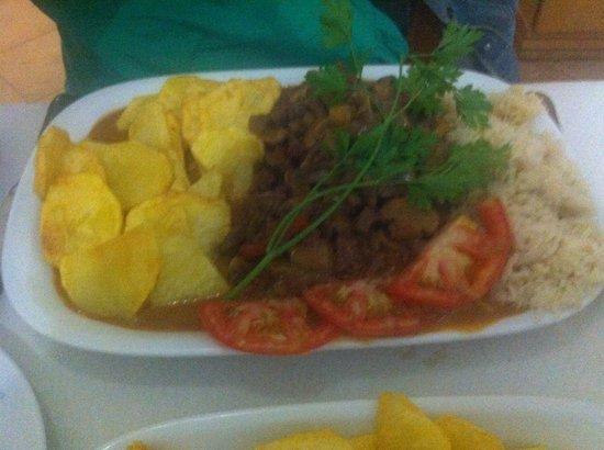 Casinha do Petisco: beef stroganoff