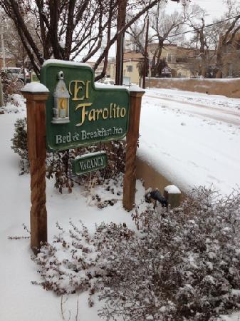 إل فاروليتو بيد آند بريكفاست إن: el Farolito