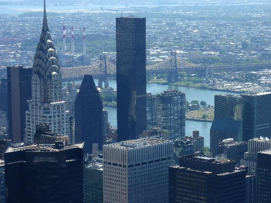 New York City, NY: NY dall'alto