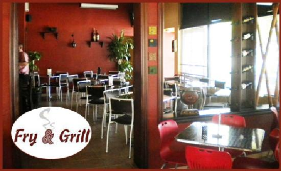 Fry and Grill: Restaurante