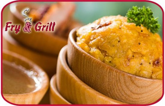 Fry and Grill: Mofongo