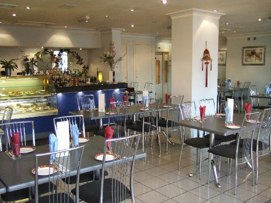 Southall, UK: Inside restaurant