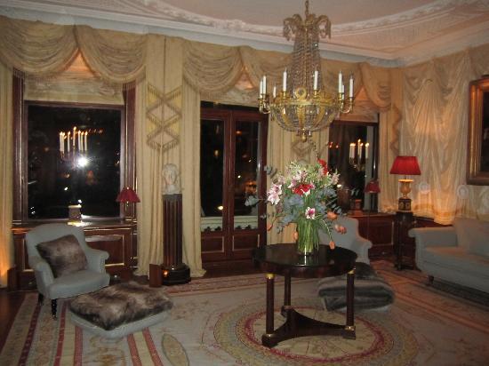 Park Mansion: гостинная