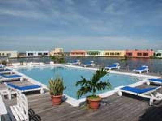 Reef Village Resort: Pool & Bar
