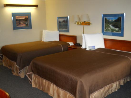 Travelodge Kalispell: Two Queen - Standard