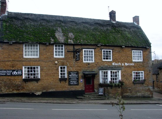 The Coach and Horses,  Brixworth