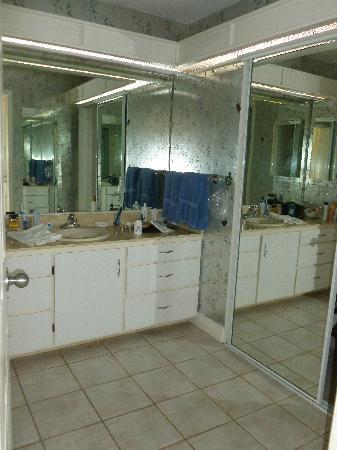 Maui Eldorado : La salle de bain