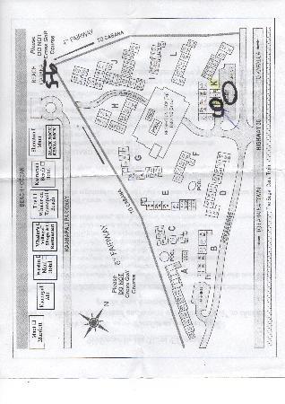 """Maui Eldorado: Le plan du """"resort"""""""