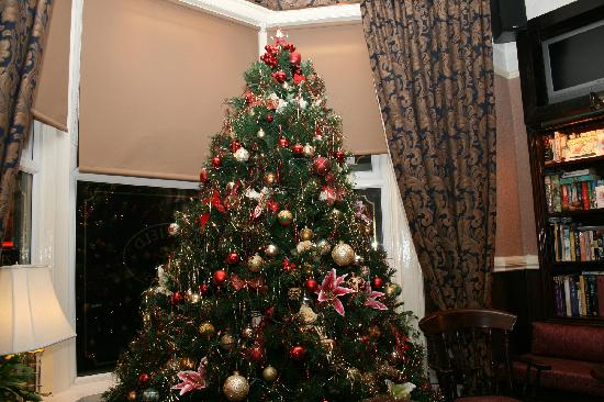 The Edenfield Guest House: Rocking around the Christmas tree