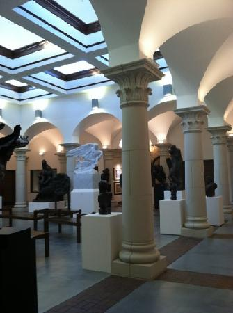 Museum of Biblical Art : Atrium