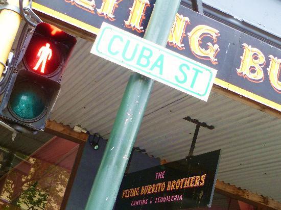 ตำบล คิวบา สตรีท: Cuba Street
