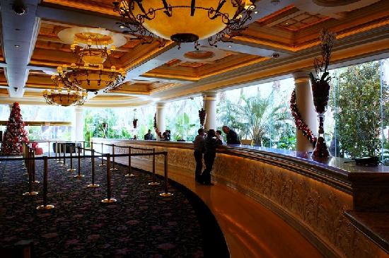 Treasure Island Front Desk Picture Of Treasure Island