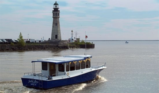 Queen City Ferry Company : See Buffalo from the water