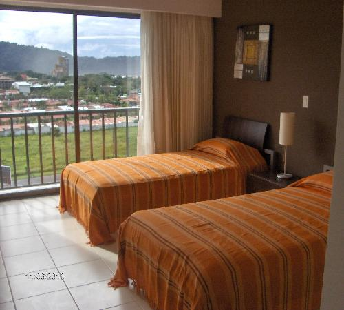 Jaco Bay Resort Condominium: Second bedroom