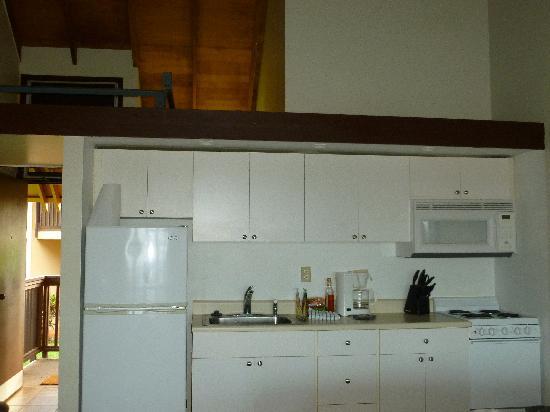 Castle Kaluakoi Villas: Unité 2221: cuisinette