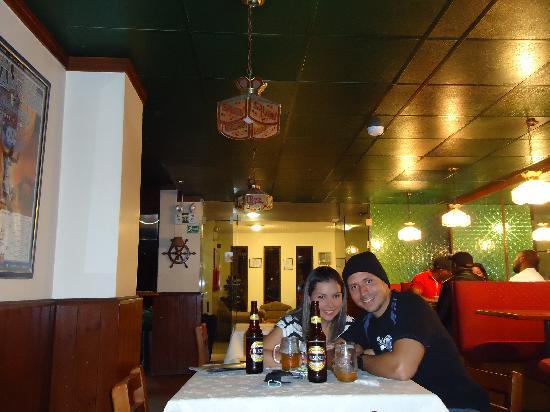 Apart Hotel Amaranta: restaurante y bar