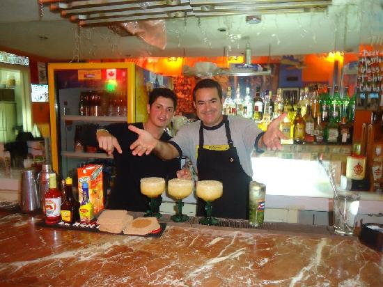 El Casino - La Casa Del Mojito: Algo de Cuba en Cozumel.