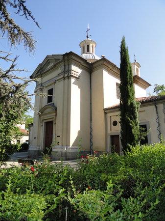 Parroquias de San Antonio de la Florida y San Pio X