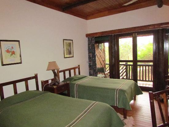 Mara Simba Lodge: Room at Mara Simba
