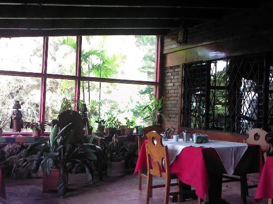Hotel el Portico: Restaurante