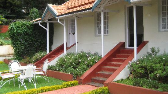 Taj Savoy Hotel, Ooty : Garden view cottages-2