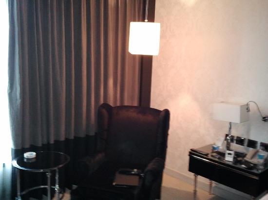 Radisson Blu Hotel New Delhi Paschim Vihar: Inside The Room