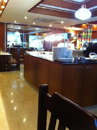 SV Business Hotel Diyarbakir : sv business restora