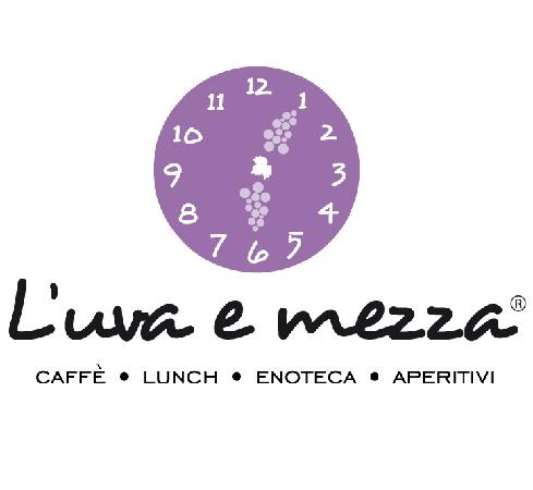 Wine Bar L'Uva e Mezza: Il ns nuovo logo