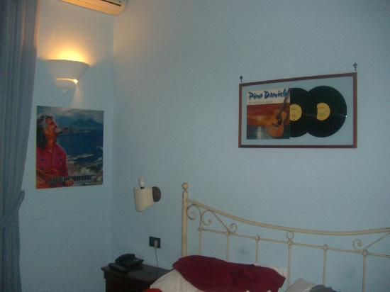 B&B Terra Mia: our room