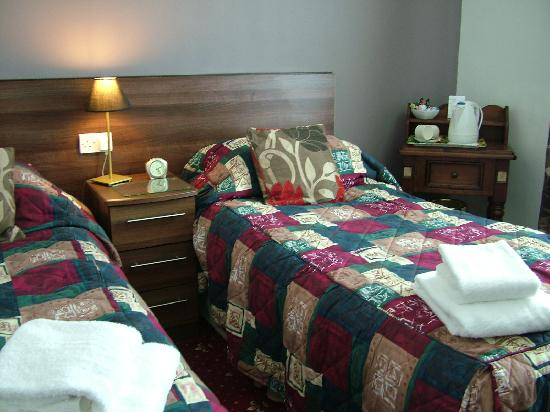 Karden House Hotel: second floor twin room