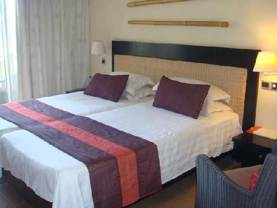 بيرل بيتش ريزورت آند سبا: Bedroom