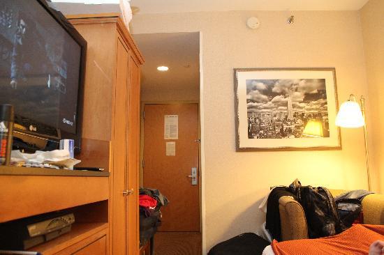 Holiday Inn Express New York City: la habitacion