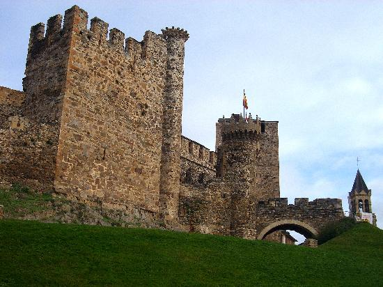 Ponferrada, Ισπανία: LA ORDEN DEL TEMPLE