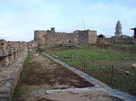 Ponferrada, Spania: FORTALEZA DE LA ORDEN