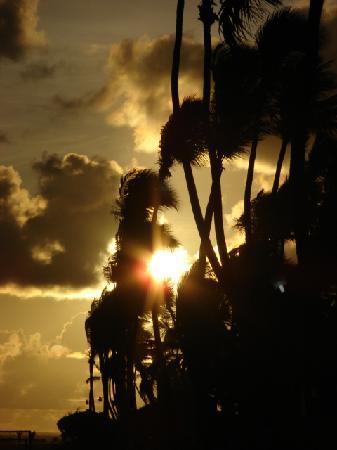 Bavaro Princess All Suites Resort, Spa & Casino: sunrise