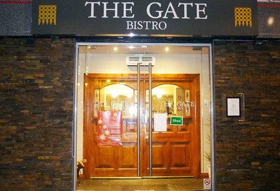 The Gate Bistro: The gateway to good food...