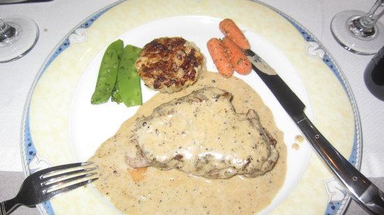 La Cuisine: steak